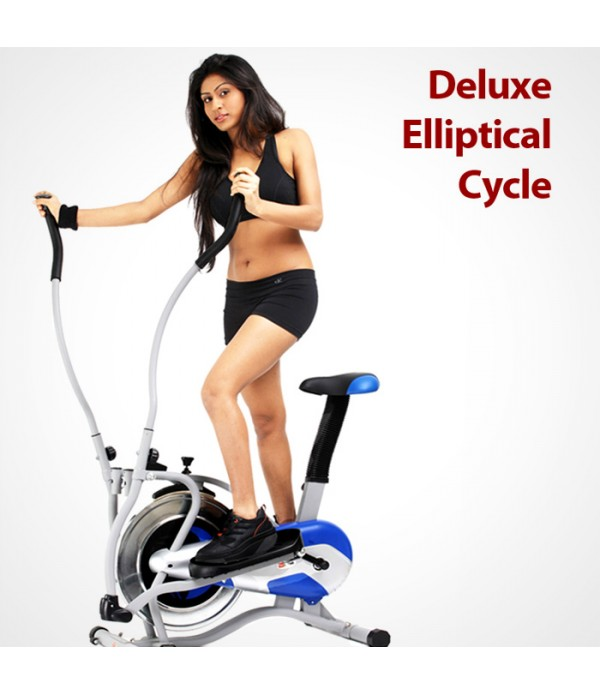 Deluxe Elliptical Cycle