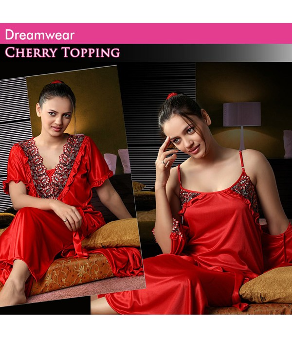 Dreamwear Cherry Topping Set